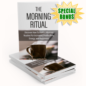 Special Bonuses #34 - February 2021 - The Morning Ritual Pack