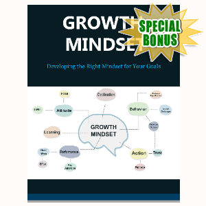 Special Bonuses #39 - February 2021 - Growth Mindset