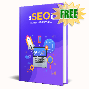 FREE Weekly Gifts - March 1, 2021 - SEO Secrets Unraveled