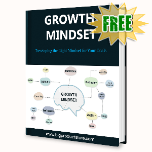 FREE Weekly Gifts - March 22, 2021 - Growth Mindset