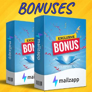Mailzapp Bonuses  - Coachzippy Live