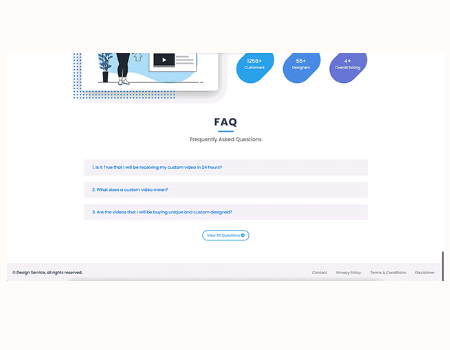 Agency Studio Features - Included Video Agency Website