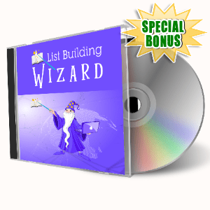 Special Bonuses #8 - May 2021 - List Building Wizard Video Upgrade Pack