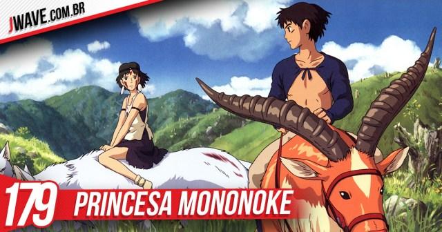 JWave Capa Post Princesa Mononoke
