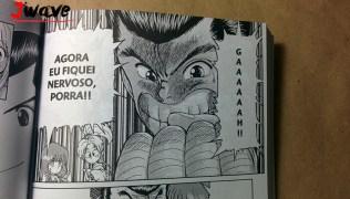 Você beija a sua mãe com essa boca, Yusuke?!