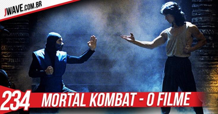 JWave Capa Mortal Kombat Post