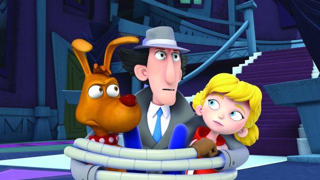 Inspector Gadget Show Still 1 - highres