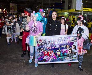 Harajuku Fashion Walk - um pouco da moda contemporânea japonesa