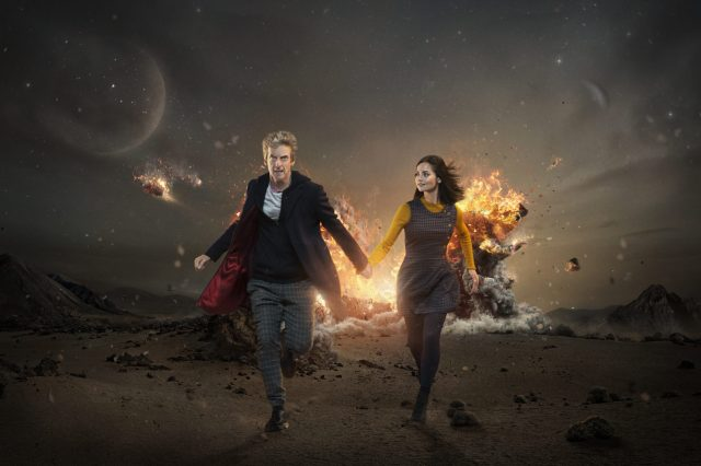Doctor Who S9 - Series Iconic