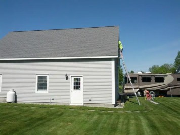 Standish Maine Exterior Painting (30)