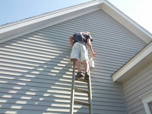 Standish Maine Exterior Painting (33)