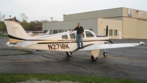 A high-flying mitzvah: Volunteer pilot angel shuttles patients to