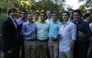 Alpha males, Sigma females: Jewish Greek life growing on Bay