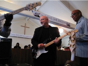 VIDEO: Talking with A musician whose gospel is the blues – J
