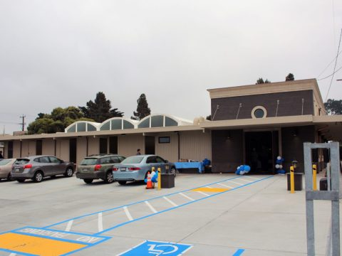 The renovated and expanded Congregation B'nai Israel Karaite synagogue in Daly City (Photo/David A.M. Wilensky)