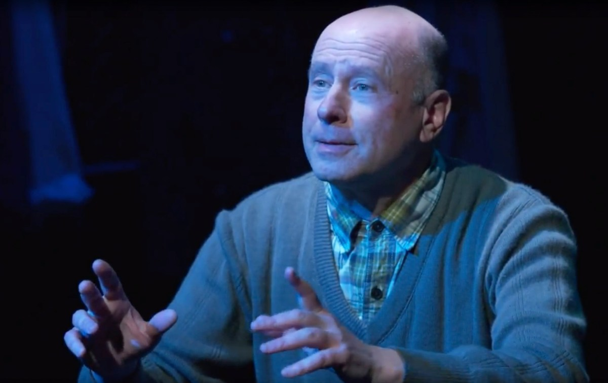 "Roger Grunwald reprises his one-man show ""Obligation"" at Potrero Stage"
