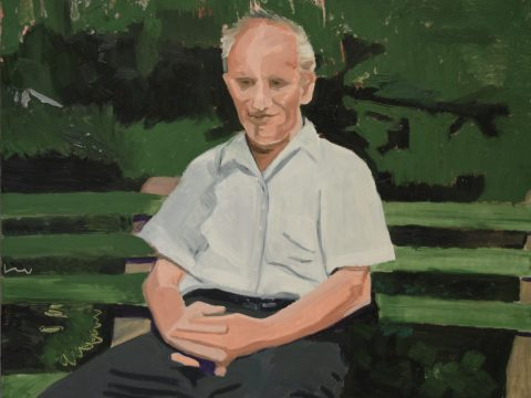 """David Pestrong, father of Ray, part of """"Families in Paradise"""" by Heidi Hardin"""