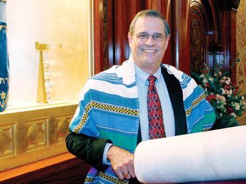 Rabbi Larry Raphael, 72, rabbi emeritus of Congregation Sherith Israel in San Francisco, passed away March 17, 2019.
