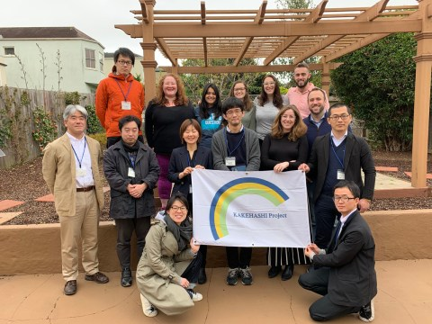 TheAJCAsia Pacific Institute,together with the Japanese Ministry of Foreign Affairs,hostadelegation ofJapanese Judaic scholars on their visit to the Bay Area Jewish community.
