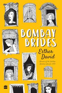 """Cover of """"Bombay Brides,"""" a short story collection by Esther David"""
