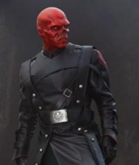 """Hugo Weaving as Red Skull in the 2011 film """"Captain America: The First Avenger"""""""
