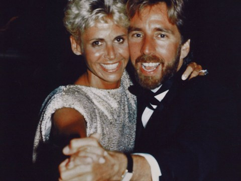 Jo Schuman Silver and Steve Silver in 1986. (Courtesy Beach Blanket Babylon)