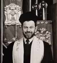 Cantor Hans Cohn