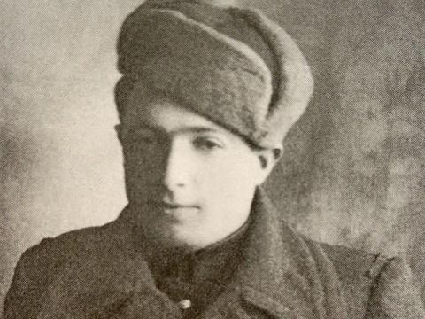 Joe Pell in 1944