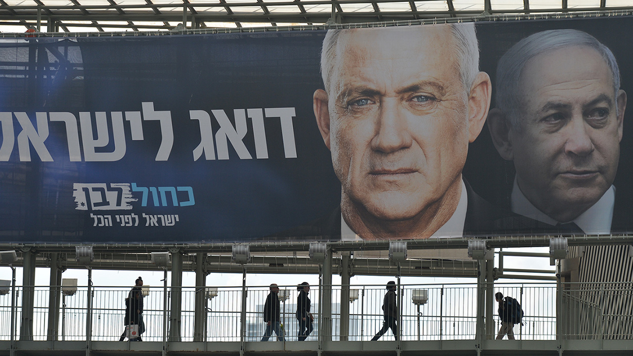 A complete beginner's guide to the Israeli election (again)