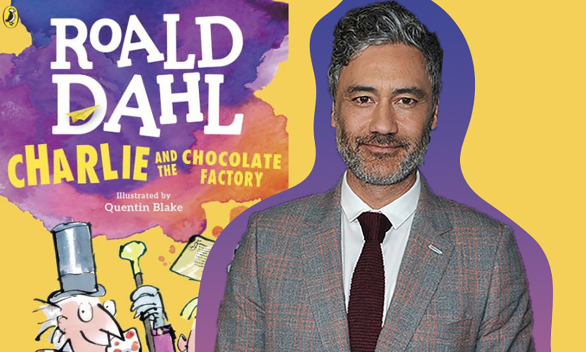Jewish director Taika Waititi adapting anti-Semite Roald Dahl's work is perfect