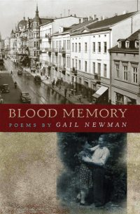 "Cover of ""Blood Memory"" by Gail Newman"