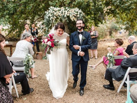 Liz Sczudlo had been planning to convert before she and her husband, Kenny Bravman, had their first child. (Photo/JTA-Emily Reuter-Anna Delores Photography)