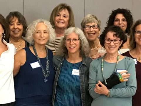 The board of the Sacramento chapter of the National Council of Jewish Women.