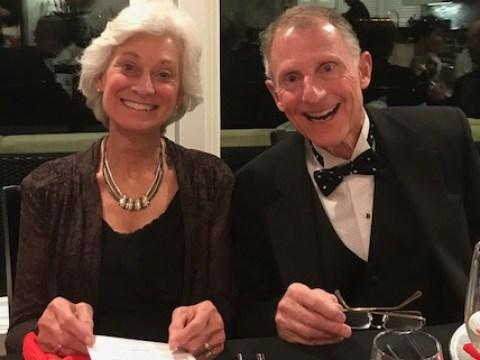 Gail Friedman and Martin Harband