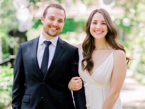 Michael Citron and Carly Rosenblit