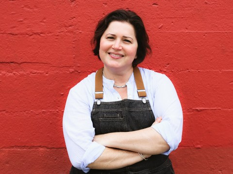 Melissa Cohen is the baker behind Salty Sweet. (Photo/Courtesy Cohen)