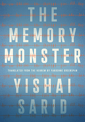 """Cover of """"The Memory Monster"""" by Yishai Sarid"""