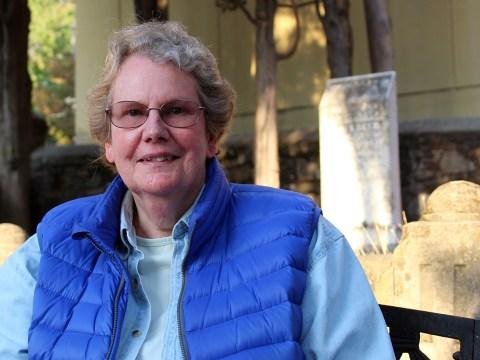 Sonora's official city historian, Patricia Perry. (Photo/Gabriel Greschler)