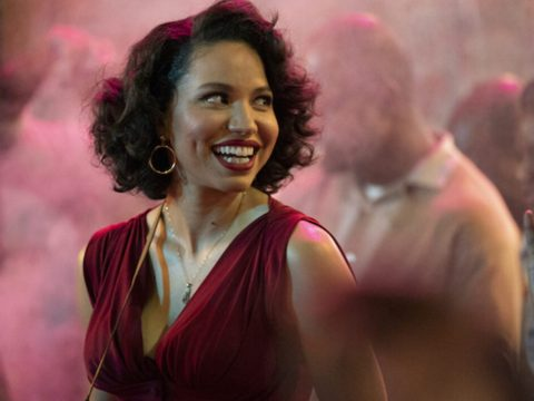 "Jurnee Smollett in ""Lovecraft Country."" (Photo/HBO)"