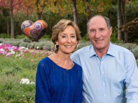 Marcia and John Goldman (Photo/Steve Fisch)