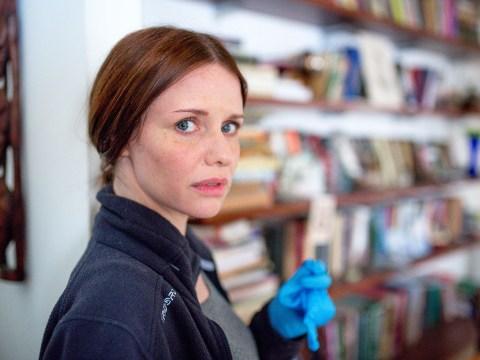 "Hani Furstenberg in ""Asylum City"" (Photo/Nati Levi)"