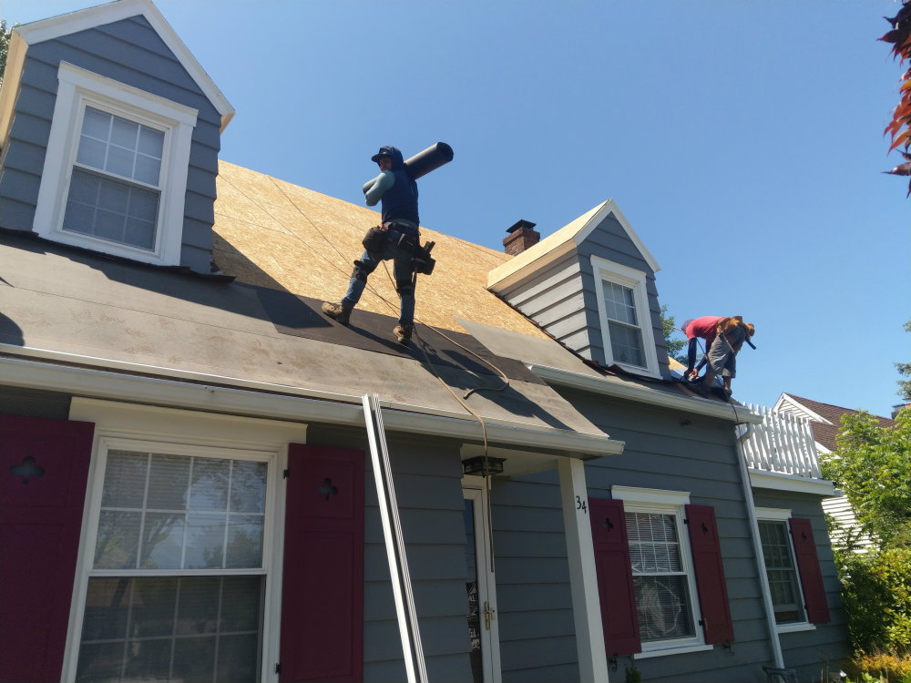 York County PA Roof Replacement Service New Freedom PA 17349