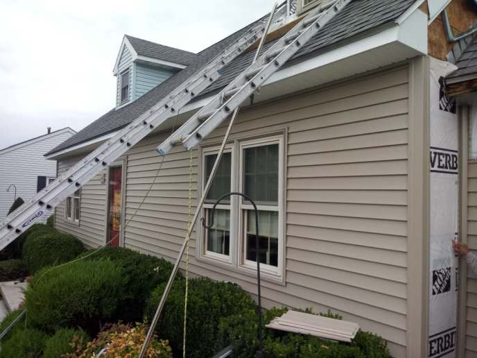 Siding Contractor in Hanover, McSherrystown PA 17344 JWE Remodeling and Roofing exterior renovation