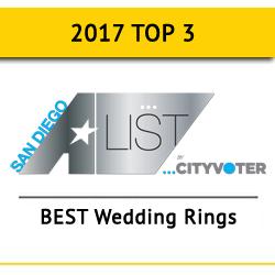 best wedding ring store san diego california