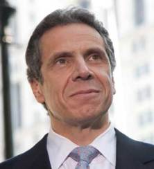 Andrew Cuomo   Photo: Pat Arnow via Wikipedia