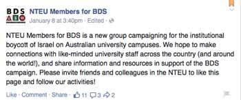 Bew BDS group   Facebook