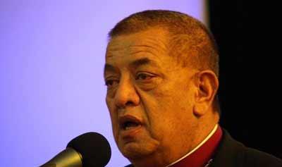 Bishop John Gray