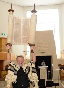 George Klas and the Czech Torah