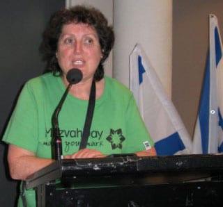 Judy Feiglin