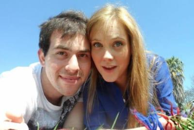 Lawrence and Rebecca Shamrakov